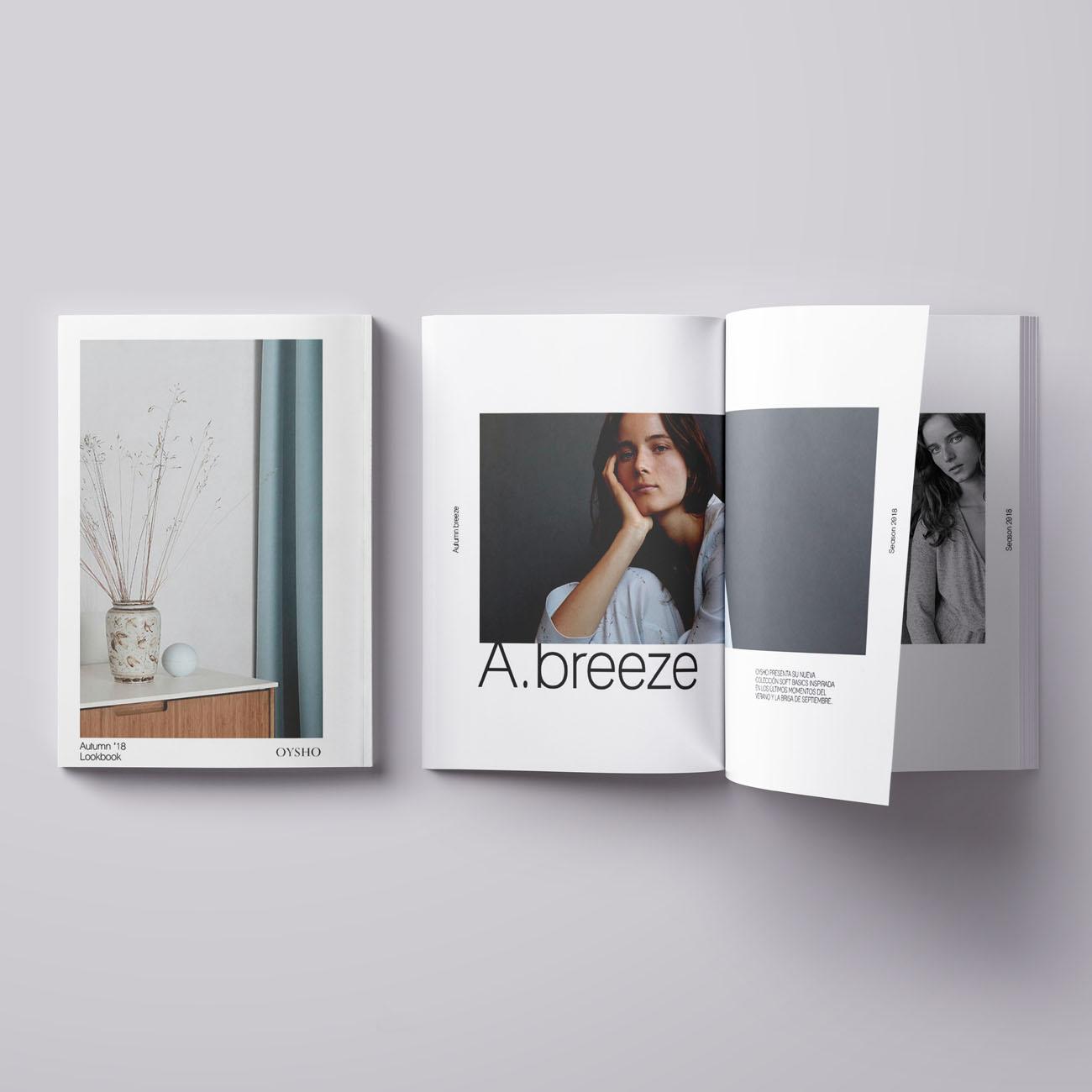 Oysho-magazine